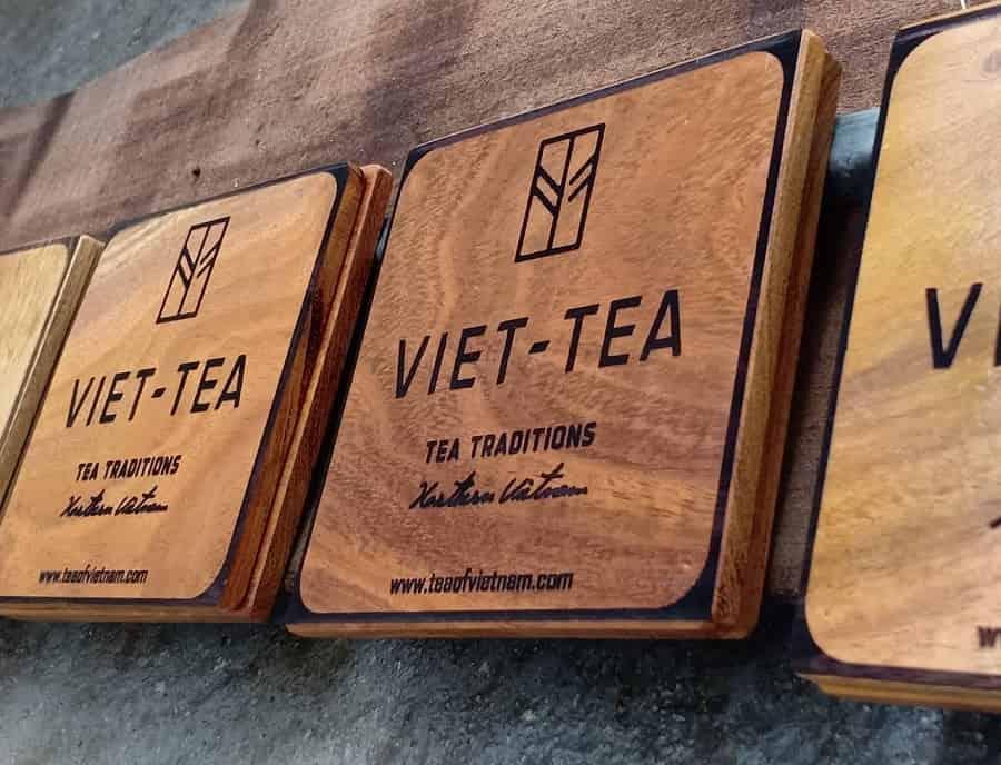 Khắc chữ, khắc tên và logo lên gỗ theo yêu cầu tại Gia Lai