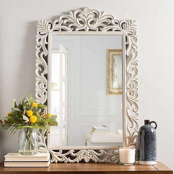 Mẫu khung gương trang trí - VKG 1