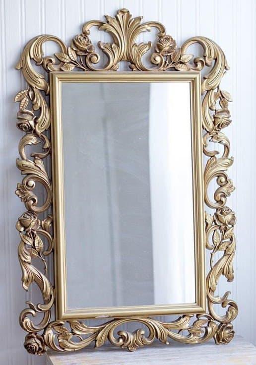 Mẫu khung gương trang trí - VKG 2