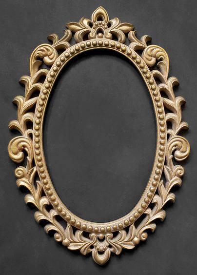 Mẫu khung gương trang trí - VKG 6