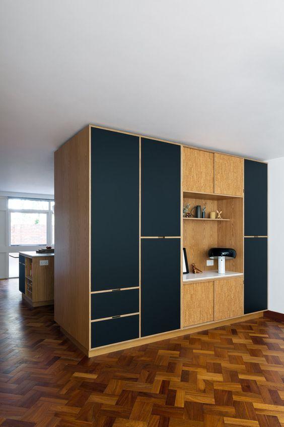 Tủ quần áo gỗ MDF - VT9