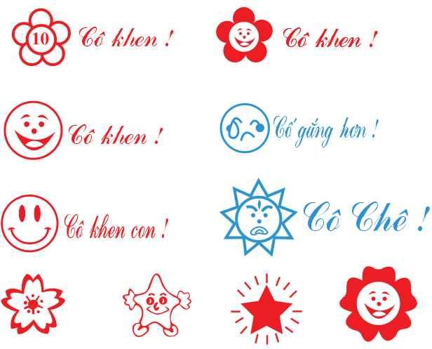 khắc dấu logo tiểu học tại Gia Lai